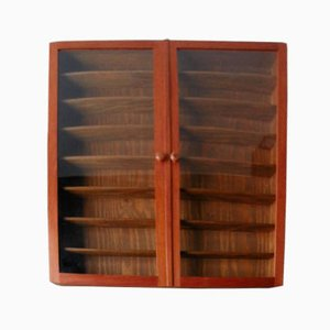 Vintage Wooden Cabinet, 1960s