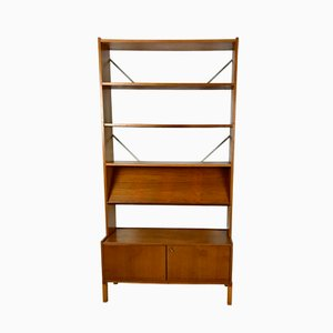 Vintage Danish Teak Bookshelves, 1970s