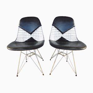 Vintage DKR Stühle von Charles & Ray Eames für Herman Miller, 1970er, 2er Set