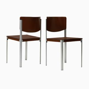 Vintage Korium Chairs By Tito Agnoli For Matteo Grassi, 1970s, Set Of 2