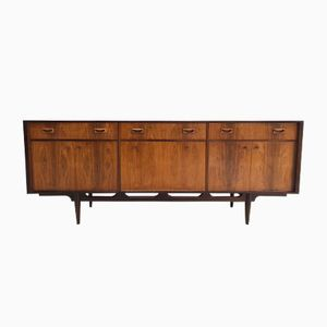 Mid-Century Modern Rosewood Dining Table, 1960s