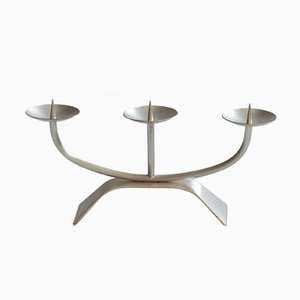 Mid-Century Ikora Candleholder from WMF, Germany