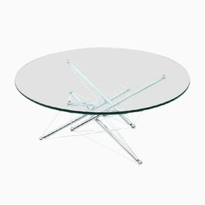 Table Basse 713 par Theodore Waddell pour Cassina, Italie, 1973