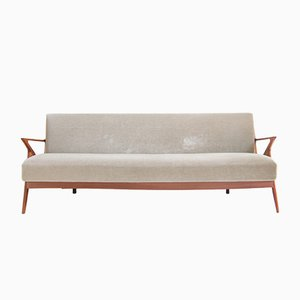 Model Z Daybed by Poul Jensen for Selig OPE, 1950s