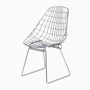 SM05 Wire Chair by Cees Braakman and Adriaan Dekker for Pastoe, 1958