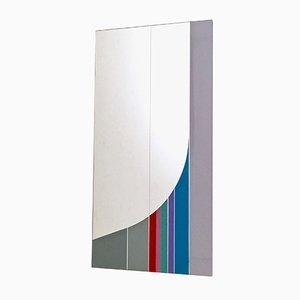 Specchio da parete di Eugenio Carmi di Acerbis International, 1984