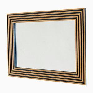 Specchio da parete di Susanne Tucker e Maurice Holland per Glas & Tra, 1961