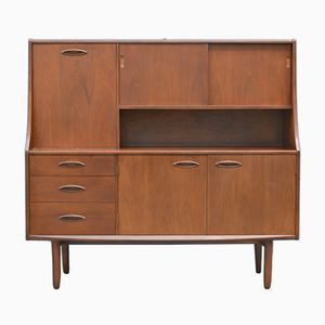 Mid-Century Teak Highboard from Jentique, 1960s