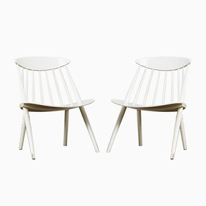 Vintage Chairs by Gillis Lundgren for Ikea, Set of 2