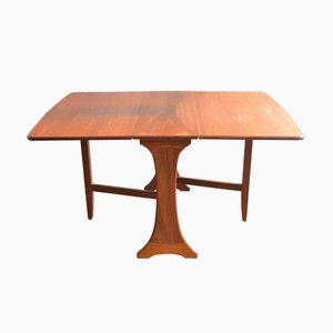 Teak Drop-Down Leaf Table from G-Plan, 1960s
