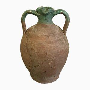 Vintage Krug aus Terracotta