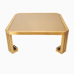 Coffee Table from Maison Jansen, 1970s