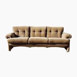 Vintage Coronado Sofa von Tobia & Afra Scarpa für C&B Italia