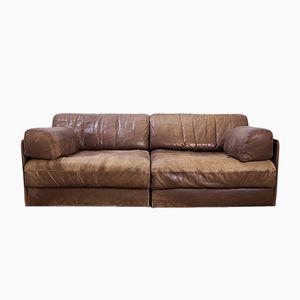 DS 76 Sofa mit 2 Sitzen von de Sede, 1970er