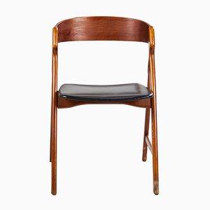 Stuhl des Modells 71 von Henning Kjaernulf für Bruno Hansen, 1960er