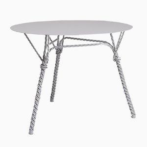 Table Torsadée par Ward Wijnant