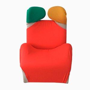 Wink Stuhl von Kita Toshiyuki für Cassina, 1970er
