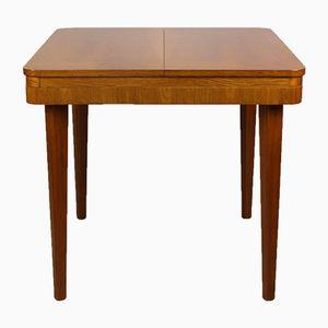Tavolo da pranzo pieghevole di Jitona, anni '60