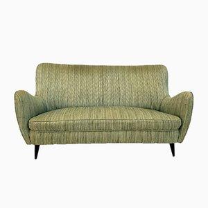 Italienisches Vintage Zwei-Sitzer Sofa, 1950er