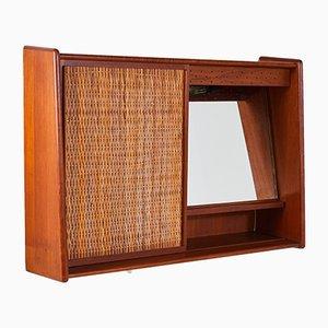 Wall Cabinet from Brenderup Møbelfabrik, 1960s