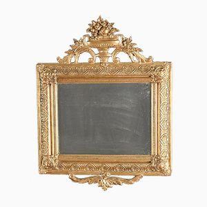 Specchio gustaviano dorato, Svezia