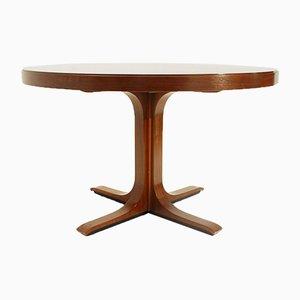 Tavolo da pranzo SP209 allungabile di Giovanni Ausenda per Stilwood, anni '60