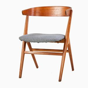 Model 7 Teak Side Chair by Helge Sibast for Sibast, 1953