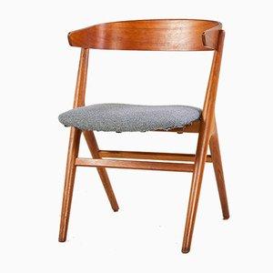 Modell 7 Teak Stuhl von Helge Sibast für Sibast, 1953