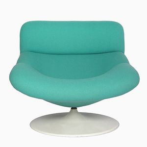 Vintage F518 Stuhl von Geoffrey Harcourt für Artifort