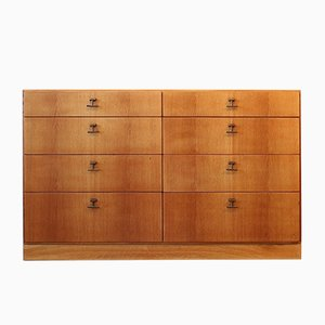 Vintage Sideboard in Oak with Drawers by Børge Mogensen for FDB