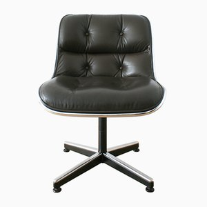 Chaise Executive par Charles Pollock pour Knoll Inc, 1965
