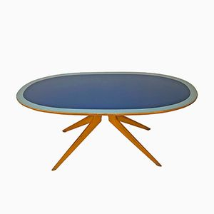 Mid-Century Modern Italian Dining Table by Ico Parisi, 1953