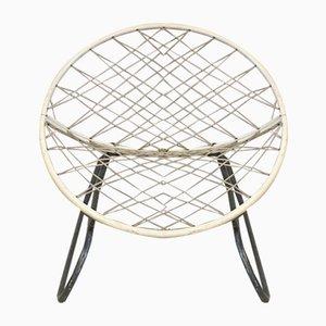 Vintage Elastic Rocking Chair