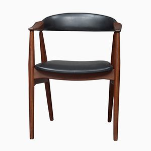 Teak Number 213 Chair by Thomas Harlev for Farstrup, 1960s