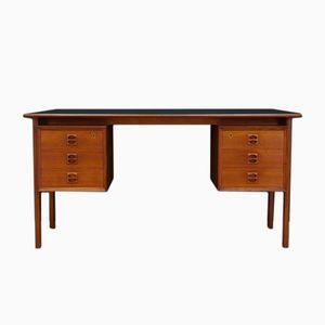 Dänischer Teak Vintage Schreibtisch