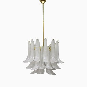 Italian Ceiling Light from Mazzega, 1970s