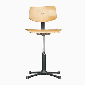 Deutscher Werkstatt Stuhl von Drabert, 1970er