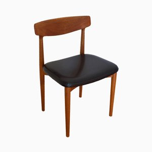 Danish Side Chair by Knud Faerch for Slagelse Møbelvaerk, 1950s