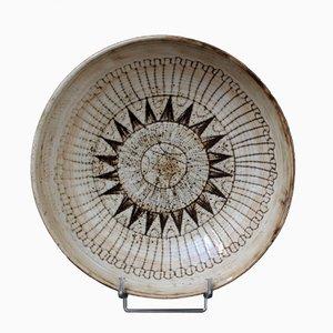 Vintage Large Bowl by Jacques Pouchain for Atelier Dieulefit