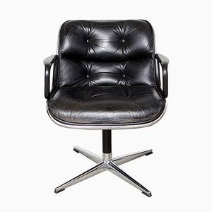 Chaise Executive par Charles Pollock pour Knoll International, 1965
