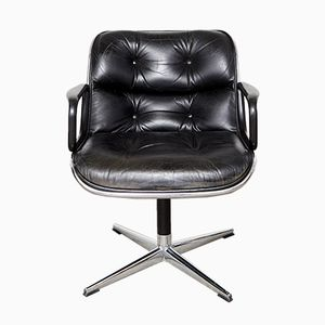 Executive Chair by Charles Pollock for Knoll International, 1965
