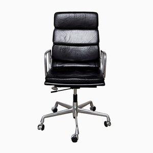 Vintage EA 129 Bürostuhl von Charles & Ray Eames für Vitra