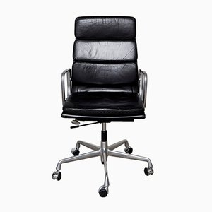 Vintage EA 129 Office Chair by Charles & Ray Eames for Vitra