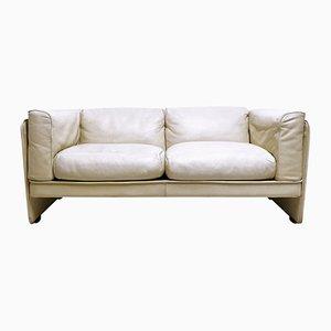 Vintage Italian Le Capanelle Sofa by Tito Agnoli for Poltrona Frau