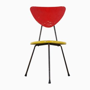 Mid-Century Tripod Child's Chair, 1950s