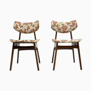 Mid-Century Chairs, 1960s, Set of 2