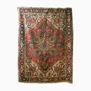 Tappeto Heriz antico geometrico, Iran