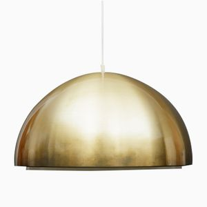 Brass Lamp by Vilhelm Wohlert & Jørgen Bo for Louis Poulsen, 1960s