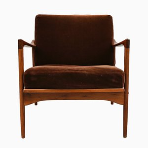 Vintage Kandidaten Easy Chair by Kofod Larsen, 1960s