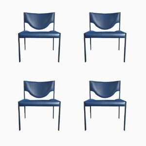 Vintage Series 206 Chairs by Team Form Ag for Lübke, Set of 4